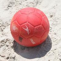 Zagrają na piasku