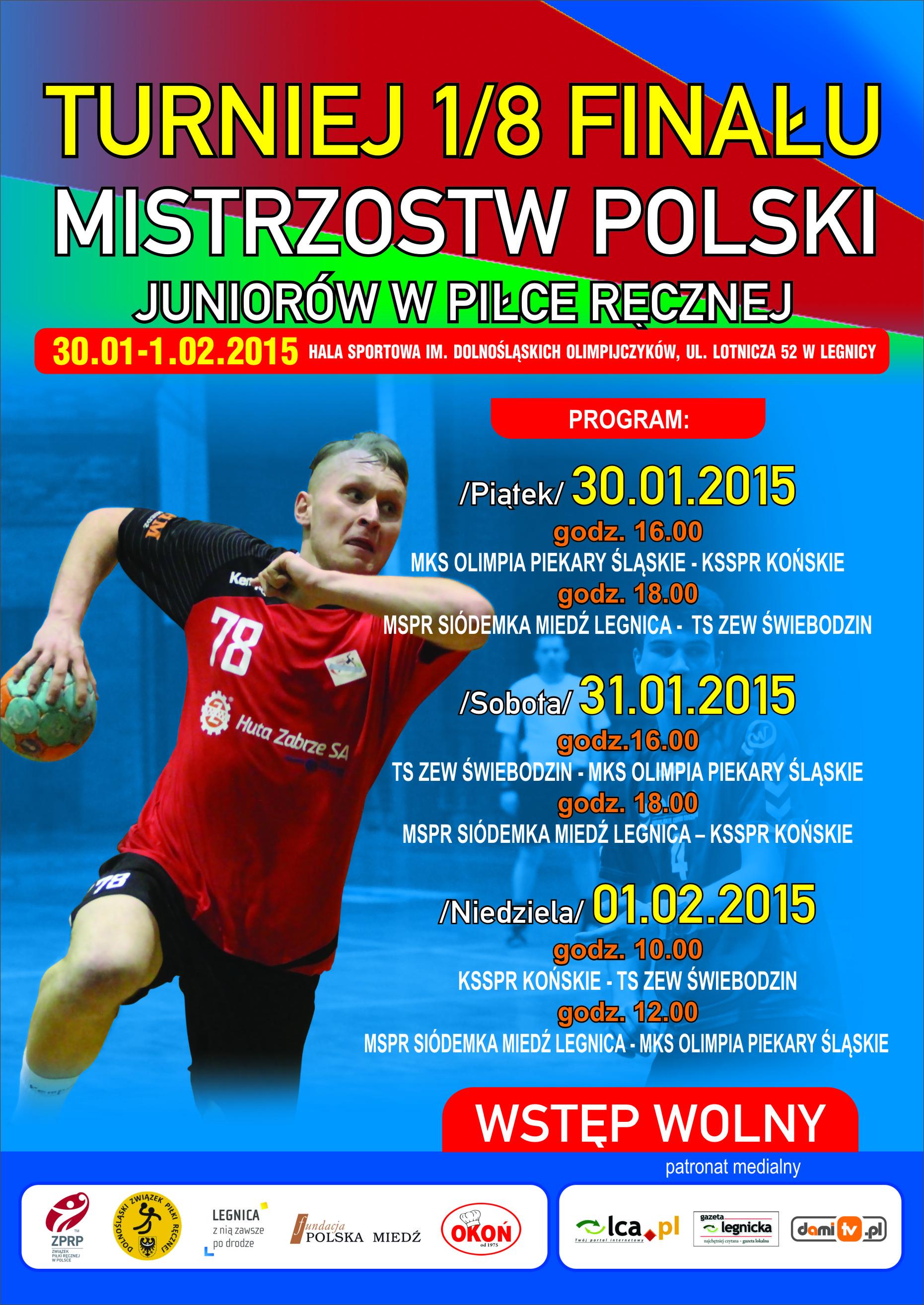 Plakat MPJ