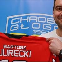 Bartosz Jurecki w kadrze