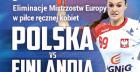 Bilety na mecz Polska-Finlandia