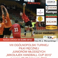 Rusza Mikołajek Handball Cup 2015!