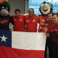 Chilijczycy pod wrażniem (FOTO)