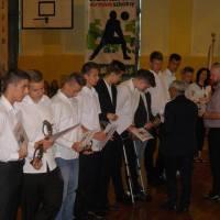 Kolejni piłkarze opuścili mury Gimnazjum nr 3