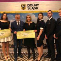 Siódemka doceniona przez zarząd województwa dolnośląskiego