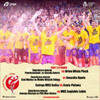 Losowanie Pucharu Polski mężczyzn