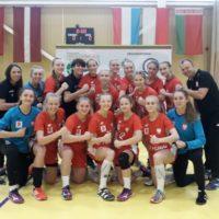 Triumf juniorek młodszych na Litwie